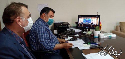 نماز عید قربان در مساجد و مصلای سطح شهرستان کردکوی امسال بر گزار نمی شود.