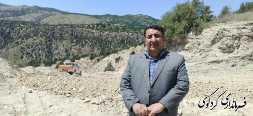 فرماندار کردکوی :  با حضور و بازدید دکتر حق شناس روند بهسازی و بازسازی جاده های مناطق کوهپایه ای سرعت بیشتری بخود گرفت.