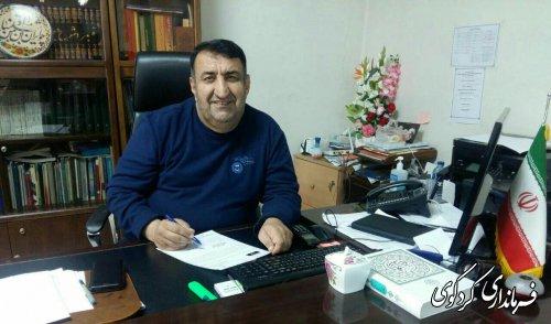 قدمنان فرماندار کردکوی: خبرنگاران پرچمداران جبهه آگاهی و چشم بینا و زبان گویای مردم هستند.