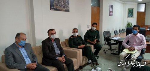 نخستین یادواره شهدای جامعه پزشکی غرب استان در کردکوی
