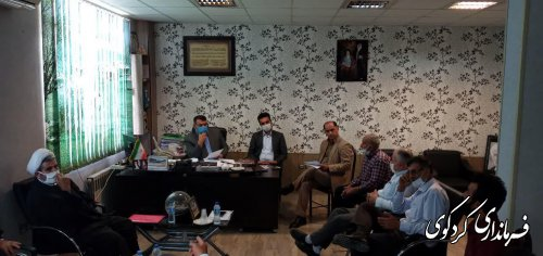 قدمنان فرماندار کردکوی: با تشریک مساعی مجموعه عوامل روستا مشکل آب شرب کنداب حل می شود.