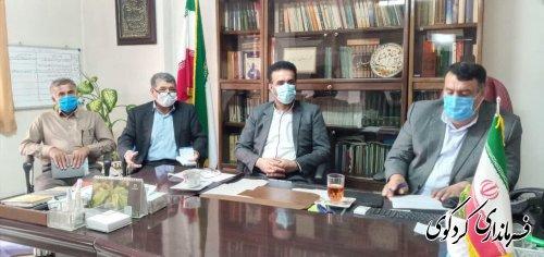 قدمنان فرماندارکردکوی  روز روستا و عشایر  به تمامی روستائیان تبریک گفت