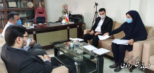 سیزدهمین نشست هیات تطبیق شورای اسلامی شهر کردکوی برگزارشد