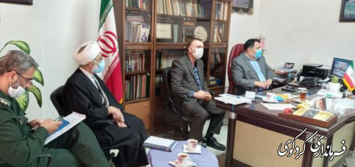 دستورکار ستاد پیشگیری و مقابله با کرونا در پیک سوم شیوع کوید ۱۹ در مجامع عمومی شهرستانهای استان گلستان اعلام شد.