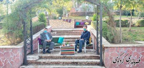 قدمنان فرماندار کردکوی : توجه به ظرفیتهای خوب شهرستان کردکوی نقش موثری در روند توسعه استان دارد.