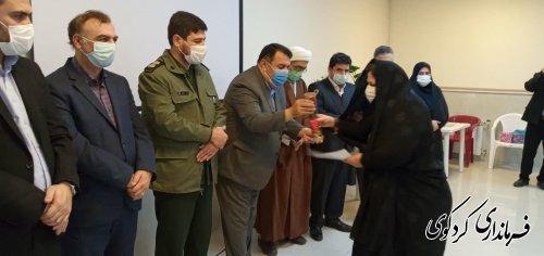 قدمنان فرماندار کردکوی : پرستاران و جامعه پزشکی سفیران سلامت کشورند.