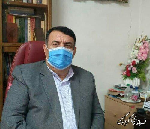 هشدار جدی قدمنان فرماندار کردکوی به شهروندان این شهرستان.