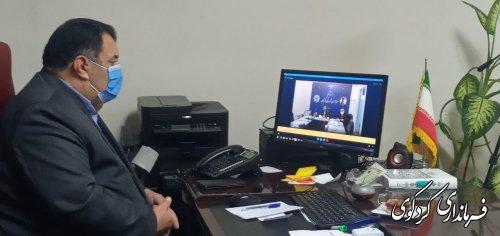 نشست ستاد  پیشگیری و مقابله با انفولانزای پرندگان به ریاست دکتر حق شناس استاندار و با حضور فرمانداران