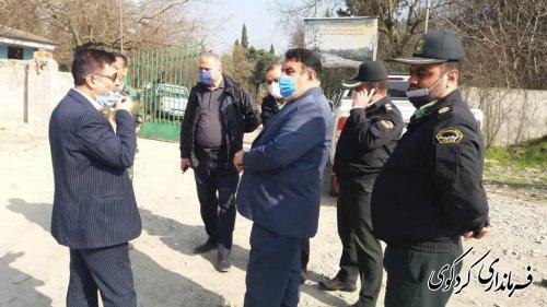 فرماندار و رئیس شورای تامین کردکوی : دوربین بزرگ در خروجیهای جنگل کردکوی نصب می گردد.