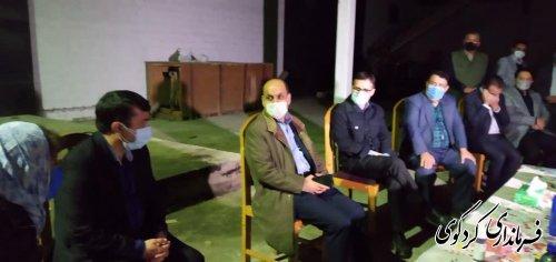 بازدید معاون وزیر و استاندار گلستان از تاسیسات صنعتی، گلخانه ای  و تفریحی و گردشگری شهرستان کردکوی