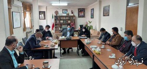 ۵۸۳ میلیون تومان تا پایان سال جهت انجام خدمات در شهرکها در اختیار شهرداری کردکوی قرار می گیرد