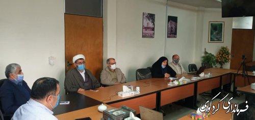 قدمنان فرماندار کردکوی : حضور گسترده مردم نشانه علاقمندی مردم به نظام جمهوری اسلامی است.