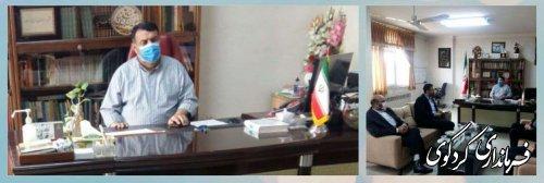 فرماندار کردکوی: تمام مراکز تفریحی و پارکهای جنگلی و تفرجگاههای شهرستان بسته است.