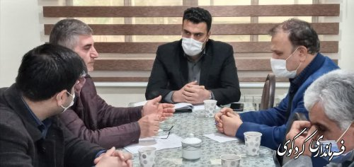 بیدلی دبیر اجرایی ستاد انتخابات کردکوی :حفظ بی طرفی و عدم جانبداری و رعایت حرمت داوطلبان از اهمیت زیادی برخوردار است