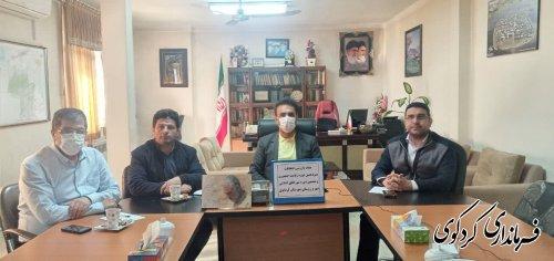 نخستین نشست آموزشی اعضای هیات های بازرسی ستاد انتخابات ریاست جمهوری و شوراهای اسلامی شهر و روستاها برگزارشد