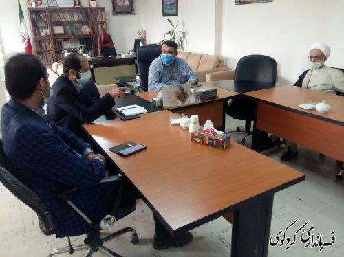 مجموعه مدیریت شهرستان از استقرار تشکیلات جهاد دانشگاهی در کردکوی حمایت خواهد کرد