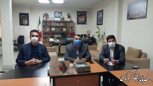 هشدار فرماندار کردکوی به کشاورزان در کشت محصولات بهاره