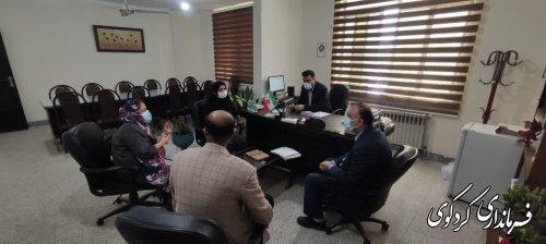 ثبت پرونده الکترونیکی برای تزریق واکسن شهروندان کردکوی