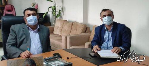 برگزاری پنجاهمین نشست ستاد پیشگیری و مقابله با بیماری کرونای استان