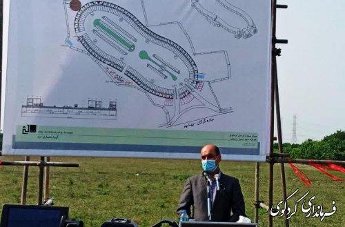پروژه های مهم غرب استان می تواند منشا تحولی اساسی باشد.
