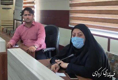 نشست مشترک هیاتهای اجرایی شهرستان و بخش مرکزی ستاد انتخابات کردکوی برگزار شد