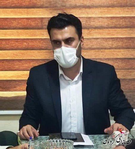 نشست کمیته امنیت ستاد انتخابات شهرستان کردکوی برگزار شد
