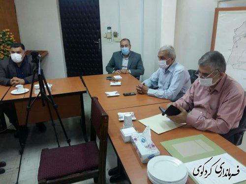 تایید انتخابات سیزدهمین دوره ریاست جمهوری و ششمین دوره انتخابات شورای اسلامی شهر کردکوی
