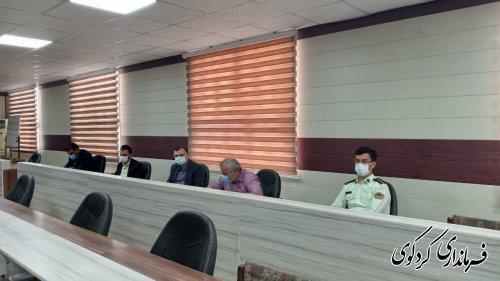 نشست عفاف و حجاب در شهرستان برگزار شد