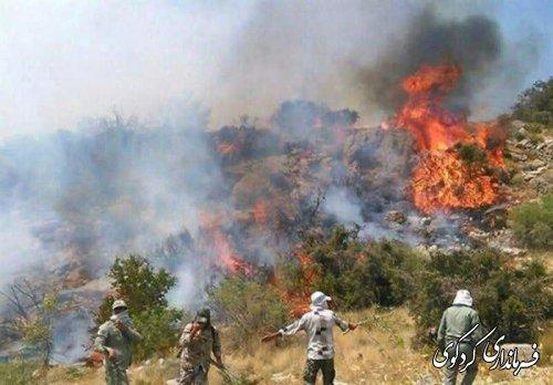 آتشسوزی در «جهان نما» مهار شد