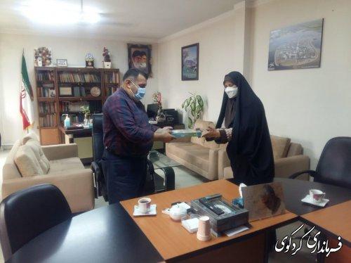 شهرستان کردکوی خاستگاه اصلی فرهنگ و هنر در استان است