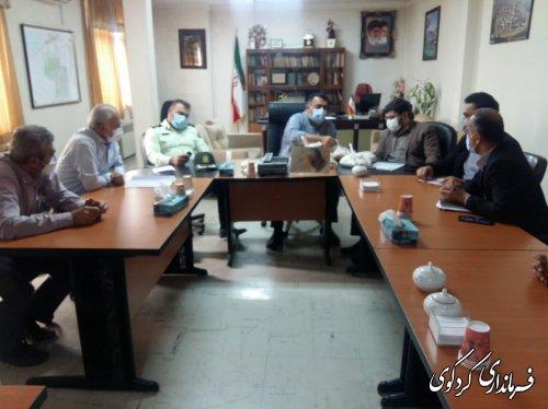 مدیریت شهرستان آرد مطلوب مورد نیاز خود را از کارخانجات تولیدی سایر شهرستانها خریداری می کند.