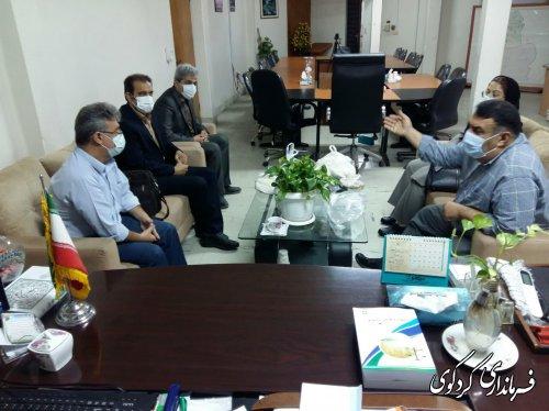 بازدیدهای سرزده کارگروهی از دبیرخانه آرد و نان استانداری از واحدهای تولید آرد شهرستان کردکوی